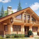 Деревянные дома под ключ в Туле
