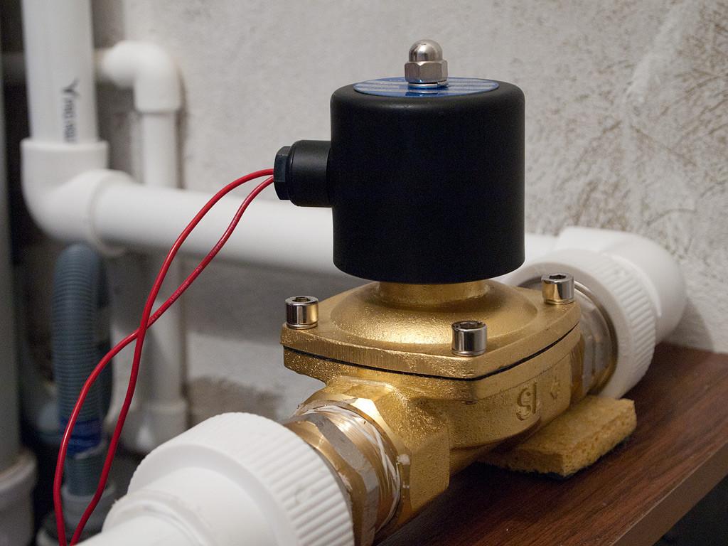 Характеристика электромагнитных клапанов