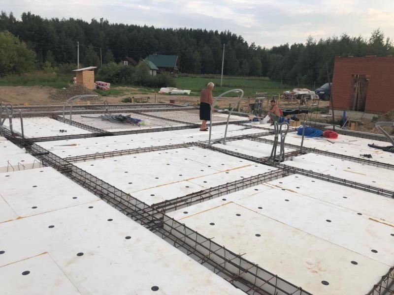 История одного строительства: мой опыт с УШП
