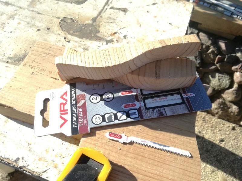 Тестирование ручного инструмента VIRA
