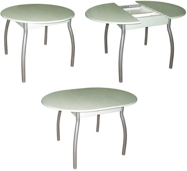 7 советов по выбору раздвижных столов: форма, материал, механизм раскладки