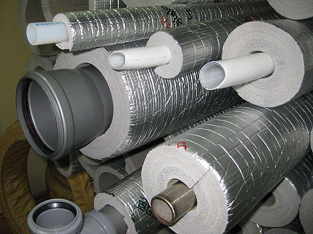 6 советов по выбору утеплителя для канализационных труб