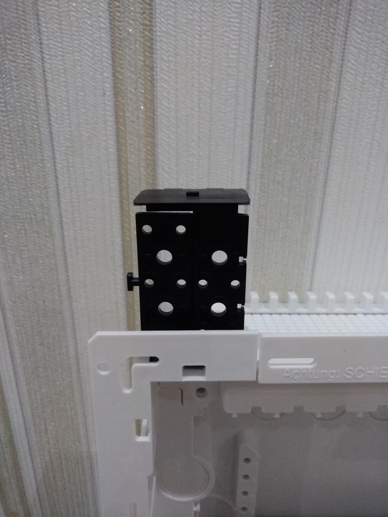 Обзор электрощита ABB UK 600