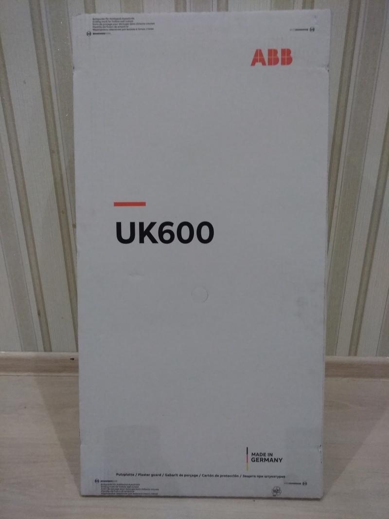 Обзор электрощита ABB UK 600 - фото 5