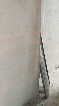 Как установить внутрипольный конвектор по уровню чистого пола? - фото 4