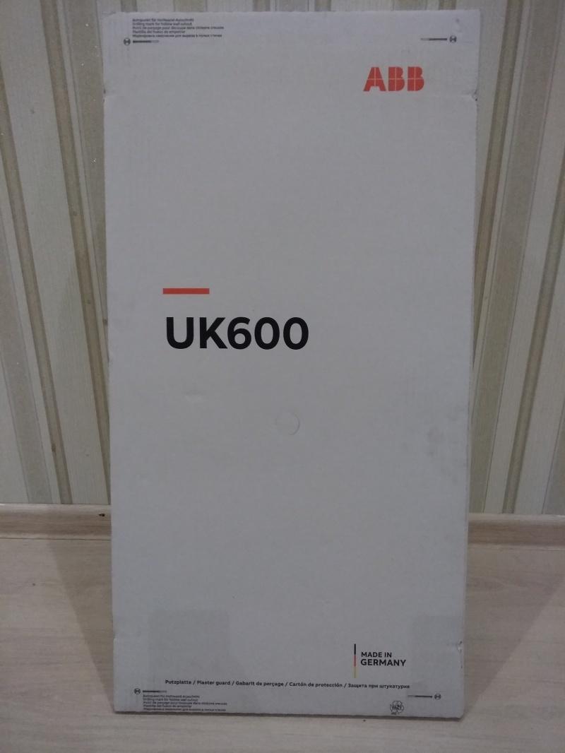 Обзор электрощита ABB UK 600 - фото 6