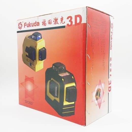 Обзор лазерного уровня Fukuda 3D (часть 1) - фото 3