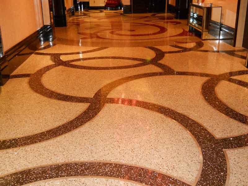 9 советов по устройству мозаичных полов