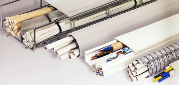 9 советов по выбору кабель-канала для электропроводки: размер, виды