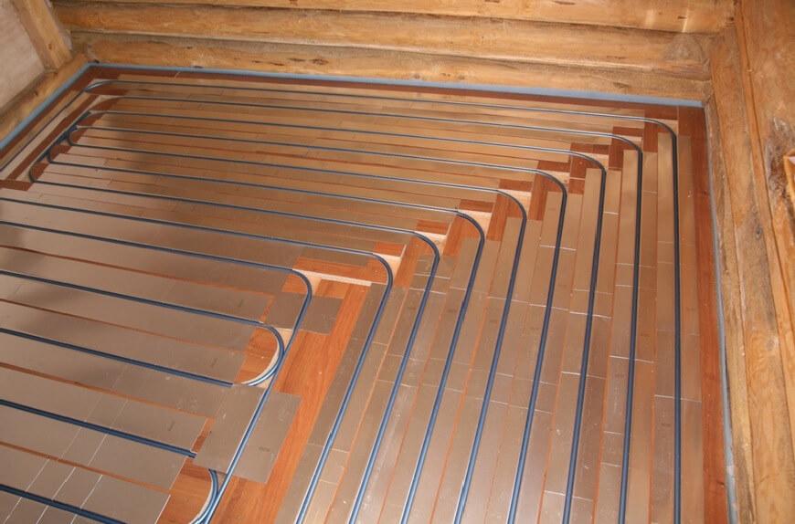 5 советов, как положить плитку на деревянный пол