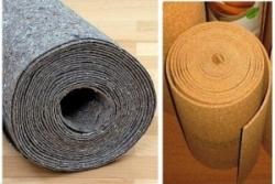 Подложка под линолеум на бетонный пол: 6 советов по выбору