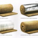 Теплоизоляционные материалы от производителя