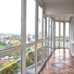 10 особенностей французского остекления балкона