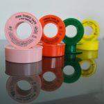11 советов по выбору ФУМ-ленты (марки, отличия, как и сколько мотать)
