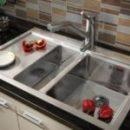 Двойная мойка для кухни: 9 советов по выбору и установке